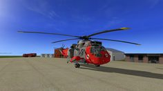 Review: Virtavia SH-3 Sea King for X-Plane • HeliSimmer