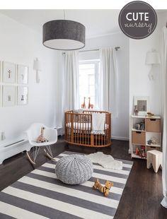 modern nursery « Kiddos at Home