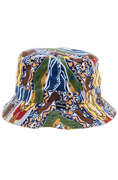 518e571281f The Coogi Bucket Hat in Multi
