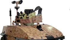 Unmanned Ground Vehicle Market by Application (Defense, Commercial) worth 18.65 Billion USD by 2020