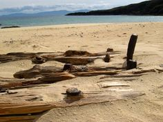 'Balnahard Shipwreck' -    Zoe Cockburn |  Isle of Colonsay
