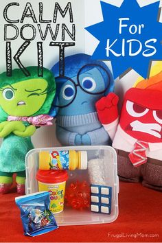 """Calm Down Kit"" for Kids #ad"