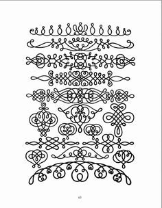 Zentangle Patterns, Embroidery Patterns, Hand Embroidery, Sewing Patterns, Snowflake Quilt, Braid Designs, Sewing Stitches, Vintage Patterns, Sewing Hacks