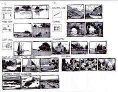 Edgar Payne composition studies