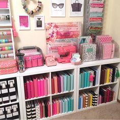 hautepinkfluff: Thank you for all your suggestions in my previous post! I have been very busy with my Etsy shop and giving my crafty space a fresh makeover. If you dont follow me on my blog http://ift.tt/1K0sj8V be sure to subscribe! I will be having a new blog post on the Raskog cart organization and the wall shelving. You can also find some links to products that I use under the tab Products I Use. Super cute! http://ift.tt/1QkpOgC