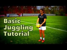 How To Juggle a Soccer Ball | Basic Tutorial | YFutbol - YouTube