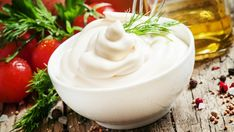 Mayonnaise is not only delicious and versatile, it's naturally dairy and gluten free. Try making traditional homemade mayonnaise yourself with this recipe.