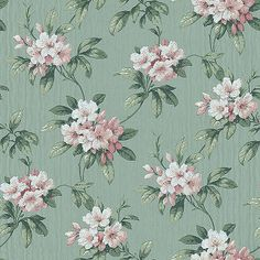 Fundo Floral 654