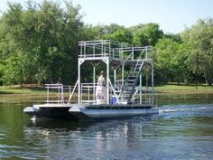 Pontoon 7.50 with Upper Deck