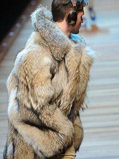 Versace Mens RTW Fall Moda Pinterest Versace Fur And - Feuerwehr skin fur minecraft pe