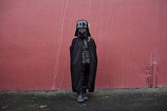 Darth Vader,By Amanda Hjernø