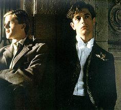 Rupert Everett and Cary Elwes in Another Country