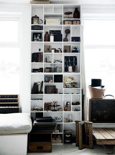 Et rum to indretninger - Boligliv