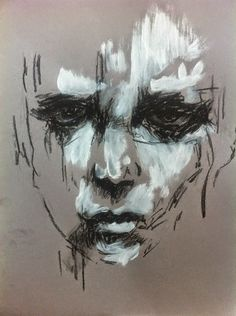 What is Your Painting Style? How do you find your own painting style? What is your painting style? Abstract Portrait, Portrait Art, Art Sketches, Art Drawings, Drawing Faces, Art Alevel, Gcse Art Sketchbook, Expressive Art, Arte Horror