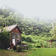 Source: cabinporn & smallhousebliss