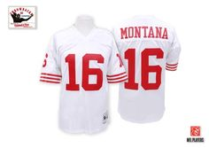 1000+ images about Joe Montana Jersey: Authentic 49ers Women's ...