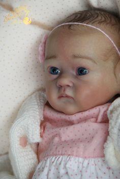 Мирослава. Кукла реборн Наталии Сомовой / Куклы Реборн Беби - фото, изготовление своими руками. Reborn Baby doll - оцените мастерство / Бэйбики. Куклы фото. Одежда для кукол