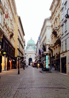 Kohlmarkt, 1010 Vienna Vienna, Street View, Spaces