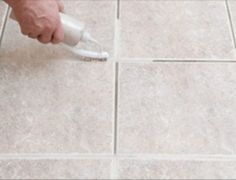 Learn how to clean grout or grout step by step Diy Cleaning Products, Cleaning Hacks, Everyday Hacks, Flylady, Grout Cleaner, Hygiene, Home Hacks, Clean Up, Home Organization