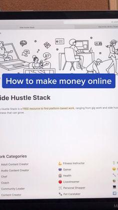 Make money online💵