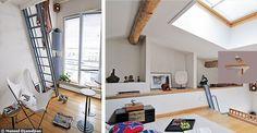 19 m2 : mon petit duplex bourré d'astuces