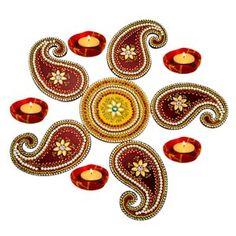 Kundan & Pearl Rangoli Rs 1299/- http://www.tajonline.com/diwali-gifts/product/d4444/kundan-pearl-rangoli/?aff=pint2014/
