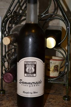 Summerside Winery on Route 66