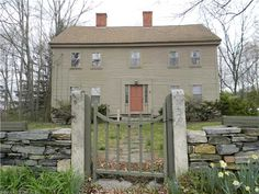 20 Academy Hill Rd (Plainfield, CT 06374) - $269,000: Be the caretaker of america's history-this is the original eaton's tavern where washington stayed in 1776 & again in 1781 on his way to boston. this significant property is on the historic register-post & beam construction many updates-roof & electrical - Prudential Connecticut Realty