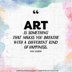 Art Quote Collection art is happiness creativity quotes artist quotes art quotes Art Quote. Here is Art Quote Collection for you. Art Quote andre gide art is a collaboration between god and the. Quotes To Live By, Me Quotes, Motivational Quotes, Inspirational Quotes, Quotes On Art, Happy Soul Quotes, Quotes About Art, Peace Quotes, The Words