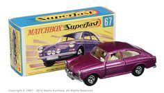 Matchbox Superfast No.67a Volkswagen 1600TL