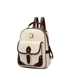 designer backpacks high quality school bags for teenagers famous brand women backpack leather bolsas mochila femininas sac a dos Vintage Backpacks, Girl Backpacks, School Bags For Girls, Girls Bags, Backpack Travel Bag, Fashion Backpack, Faux Leather Backpack, Pu Leather, Leather Backpacks