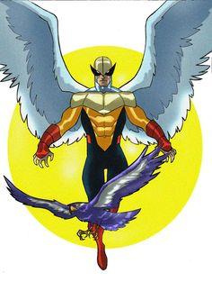 Birdman and Avenger by Jesus Alberto Old School Cartoons, Old Cartoons, Classic Cartoons, Comic Drawing, Cartoon Drawings, Cartoon Art, Old Comics, Anime Comics, Desenhos Hanna Barbera