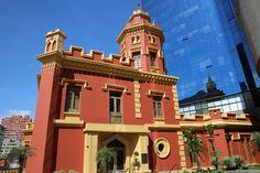 Palacete Conde de Sarzedas - Museu do TJSP