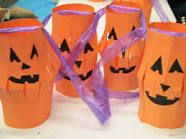 art and craft halloween for kids - Google Search