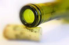 gkkreativ: Weinflasche ohne Korkenzieher öffnen
