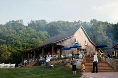 Moments at Chaumette: Our First Barn Wedding at Chaumette