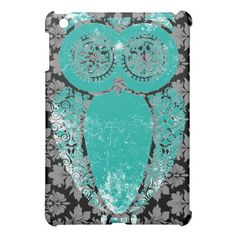 Floral Damask Teal Hoot Owl  Preppy Grunge iPad Mini Covers This site is will advise you where to buyHow to          Floral Damask Teal Hoot Owl  Preppy Grunge iPad Mini Covers today easy to Shops & Purchase Online - transferred directly secure and trusted checkout...
