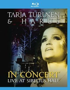 In Concert: Live at Sibelius Hall [Blu-ray] Blu-ray ~ Tarja