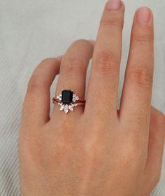 0.03 ct Ideal Gifts For Women Black Titanium Round Diamond Bezel 6mm Wedding Band