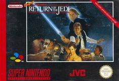Resultado de imagen para Super Star Wars: Return of the Jedi