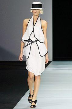 Emporio Armani - Women's Ready-to-Wear - 2012 Spring-Summer