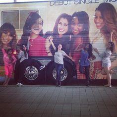 Fifth Harmony ganha eu primeiro ônibus da turnê.