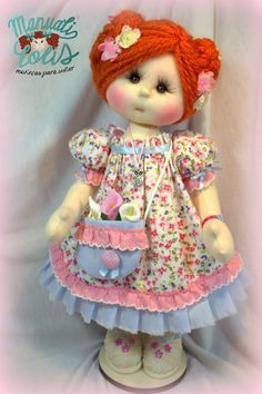 Teresa pacheco s 388 media analytics salvabrani – Artofit Doll Sewing Patterns, Sewing Dolls, My Child Doll, Ballerina Doll, Lifelike Dolls, Teddy Toys, Baby Doll Clothes, Bear Doll, Doll Hair