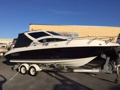 WHITTLEY CR2590 GREAT SIZE CRUISER FOR WEEKENDS AT ROTTO | Motorboats & Powerboats | Gumtree Australia Wanneroo Area - Wangara | 1125938204 Used Boat For Sale, Boats For Sale, Narrowboat, Used Boats, Power Boats, Perth, Motor Boats, Speed Boats