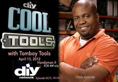 Cool Tools with Tomboy Tools
