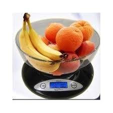 Calorie Control Electronic Kitchen Scale Maintain Your Portions And Intake With This The