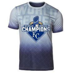 Kansas City Royals Official MLB 2015 World Series Champions Tee