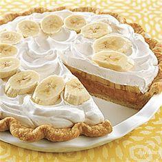 Dulce de Leche Banana Pie from Pillsbury™ Baking