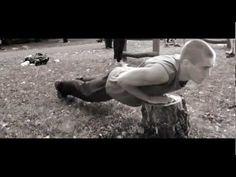 Street Workout Nitra vsp. seberevolta projekt ( Adam Raw, Revolta ) HD