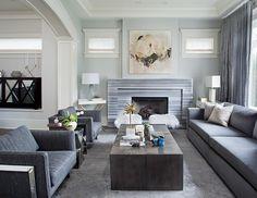 Casa amplia y elegante, en Vancouver | Visioninteriorista.com